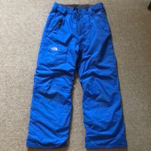 North Face ski pants. Youth XL (18/20)